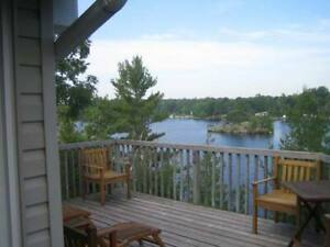 Waterfront cottage with stunning views summer dates still open!