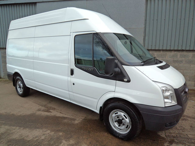 Ford Extended Warranty >> Ford Transit 350 125 TDCi LWB high top van 2013 63 reg | in Kilwinning, North Ayrshire | Gumtree