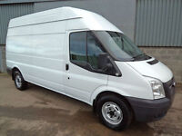 Ford Transit 350 125 TDCi LWB high top van 2013 63 reg