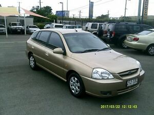2003 Kia Rio BC Gold 4 Speed Automatic Hatchback Coopers Plains Brisbane South West Preview