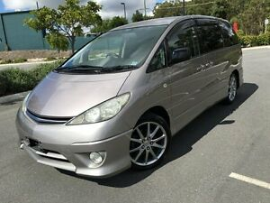 2005 Toyota Estima L Aeras S Silver 4 Speed Automatic Wagon Arundel Gold Coast City Preview
