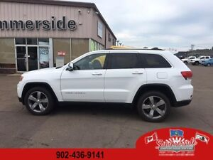 2015 Jeep Grand Cherokee Limited  *** LOADED***