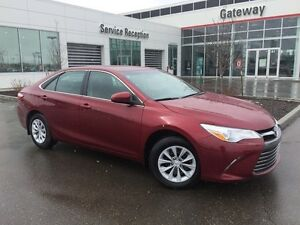 2016 Toyota Camry LE Backup Cam,, Bluetooth, USB/AUX, Power Wind