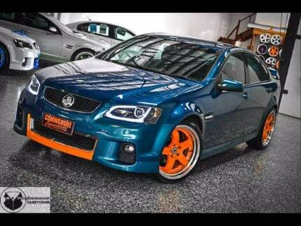 Epic 2012 Holden Commodore SV6 from only $75/wk on Finance* Winnellie Darwin City Preview