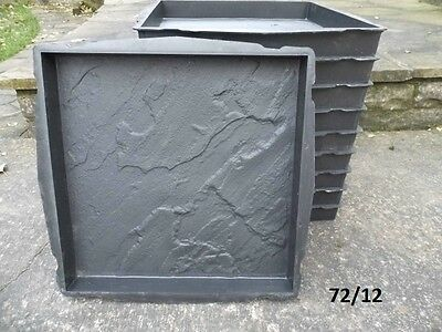 10 PCS CONCRETE PAVING MOULDS –  ...