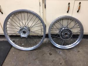 DR650 Wheel set Great Shape! DR650SE