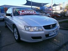 2005 Holden Commodore VZ Executive Silver 4 Speed Automatic Sedan Preston Darebin Area Preview