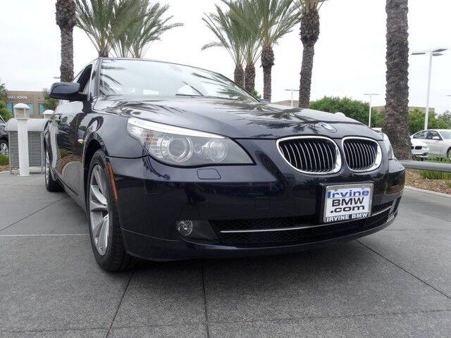 BMW : 5-Series I PREMIUM 2010 535i SEDAN I PREMIUM Certified 3.0L
