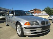 2000 BMW 318I E46 Silver 4 Speed Automatic Sedan Greenslopes Brisbane South West Preview