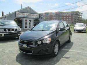 2014 Chevrolet Sonic LT!! LOW LOW LOW KMS!!ONLY $54 WKLY!!