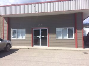 ENDERBY -  Commercial building for lease