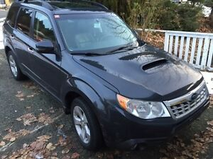 2013 Subaru Forester 2.5XT Limited Turbocharged
