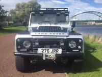 2007 LAND ROVER DEFENDER 90 COUNTY STATION WAGON DIESEL