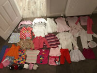 Girls Christmas bundle 3-4 (44 items) JoJo Naman, Next, monsoon, Gap, Peppa Pig
