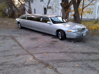 Ride in Style -- Limo for all Occasions