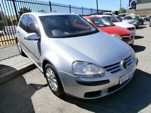 2005 Volkswagen Golf V Sportline DSG 6 Speed Sports Automatic Dual Clutch Hatchback Wangara Wanneroo Area Preview