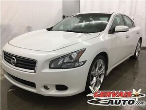 Nissan Maxima 3.5 SV Navigation Cuir Toit Ouvrant MAGS 2012