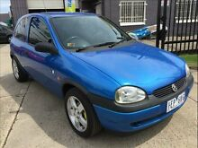 2000 Holden Barina SB City Olympic Edition 5 Speed Manual Hatchback Brooklyn Brimbank Area Preview