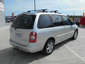 2005 Mazda MPV LW10J3 Silver 5 Speed Automatic Wagon Pakenham Cardinia Area Preview