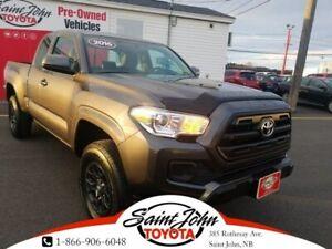 2016 Toyota Tacoma SR+