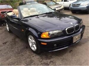 2002 BMW 3Series 325CI ONLY 86,579 MILES!