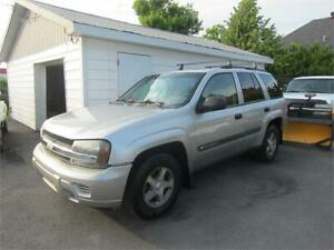 2004 2004 Chevrolet Trailblazer | Great Deals on New or Used Cars