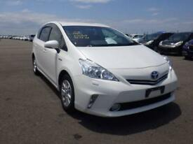 Toyota Prius Plus/Prius Alpha/Prius+ Hybrid 1.8 2013(63) 7 SEATS (BIMTA)