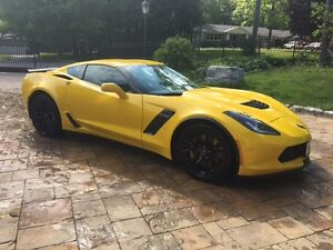 2015 Chevrolet Corvette Z06 IL2 Coupe (2 door)