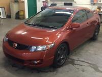 2009 Honda Civic SI ~ i-VTEC ~ 6 speed ~ Sunroof ~ Only $159 B/W