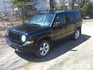 2012 Jeep Patriot North VUS