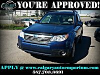 2009 Subaru Forester $99 DOWN EVERYONE APPROVED