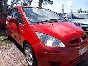 2009 Automatic Mitsubishi Colt Hatchback Mount Louisa Townsville City Preview