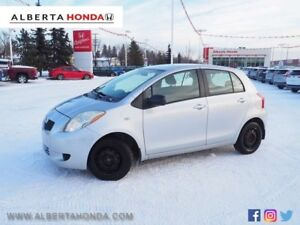 2007 Toyota Yaris Power Mirrors and Windows. Winter Tires. A/C.