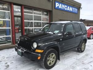 2007 Jeep Liberty Sport | +HST & Licensing