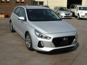 2019 Hyundai i30 PD2 MY19 Active Silver 6 Speed Automatic Hatchback Brendale Pine Rivers Area Preview
