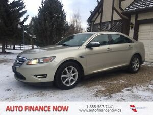 2011 Ford Taurus Limited 4dr All-wheel Drive Sedan