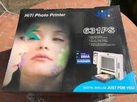 HiTi Photo Printer 631PS