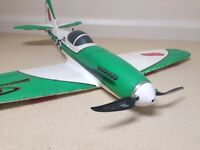 Multiplex Dogfighter SR RC Plane