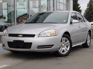 2011 Chevrolet Impala LT 4dr Sedan