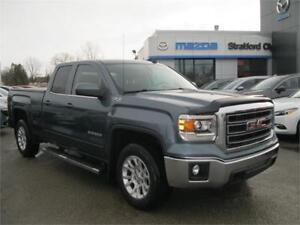 2014 GMC Sierra 1500 SLE 4X4 ONE OWNER! NO ACCIDENTS!