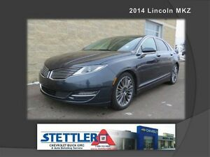 2014 LINCOLN MKZ Loaded - Moonroof, Leather