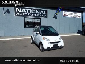 2012 Smart Fortwo Pure - AUTOMATIC - CLEAN CARFAX