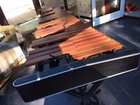 Condor/Adams Orchestral Xylophone Soloist 2000. Range 3.5 Octaves. Excellent condition.