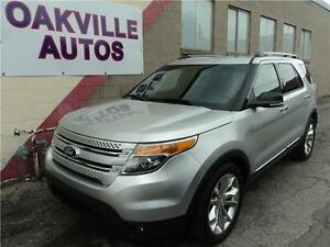 2014 Ford Explorer XLT-navi-19000KM only-full loaded-dual roof