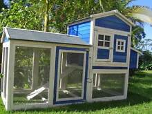 SOMERZBY SUPER MANSION MOSQUITO PROOF RABBIT HUTCH CHICKEN COOP Somersby Gosford Area Preview