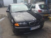 BMW 323 M Sport, starts and drives, very clean car inside and out, nice leather interior, has a slig