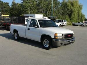 2003 GMC SIERRA 1500 REGULAR CAB LONG BOX 2WD 4.3L V6