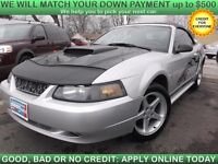 2000 Ford Mustang Convertible :::: APPLY FOR YOUR CAR LOAN TODAY