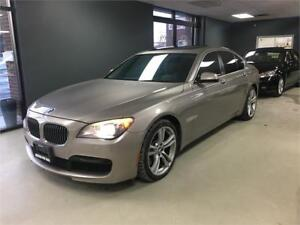2009 BMW 7 Series 750i*FULLY LOADED*NAV*360 CAMERA*CERTIFIED*