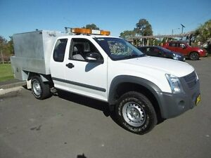 2008 Holden Rodeo RA MY08 LX White 4 Speed Automatic SPACE CAB PUP Yagoona Bankstown Area Preview